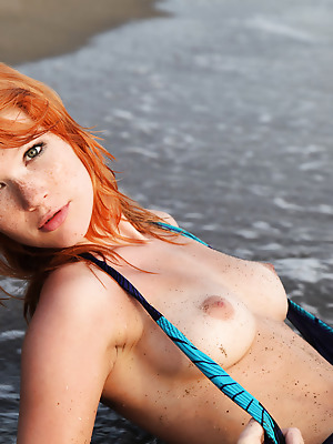 Errotica-Archives  Mia Sollis  Softcore, Shaved, Ass, Pussy, Red Heads, Boobs, Breasts, Tits, Beautiful, Erotic